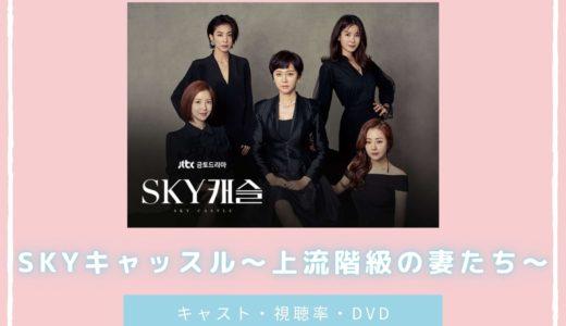 【SKYキャッスル】キャスト・動画配信・日本放送予定・視聴率・DVD